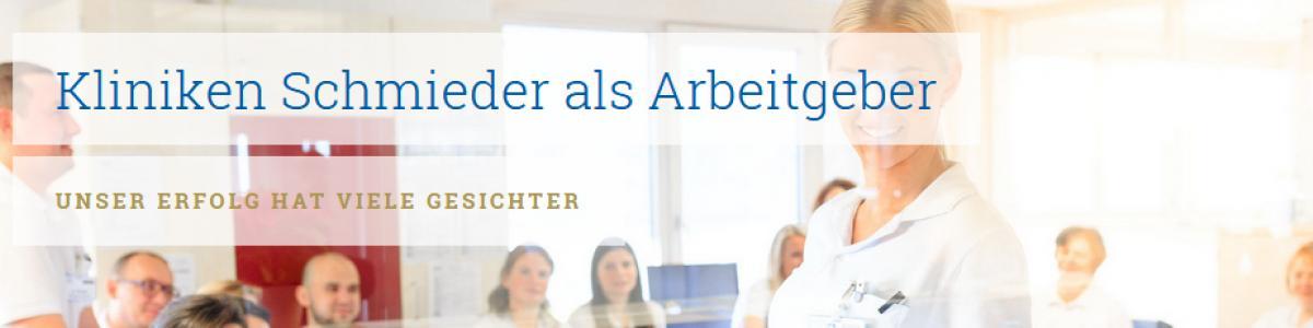 Kliniken Schmieder Stiftung + Co. KG cover