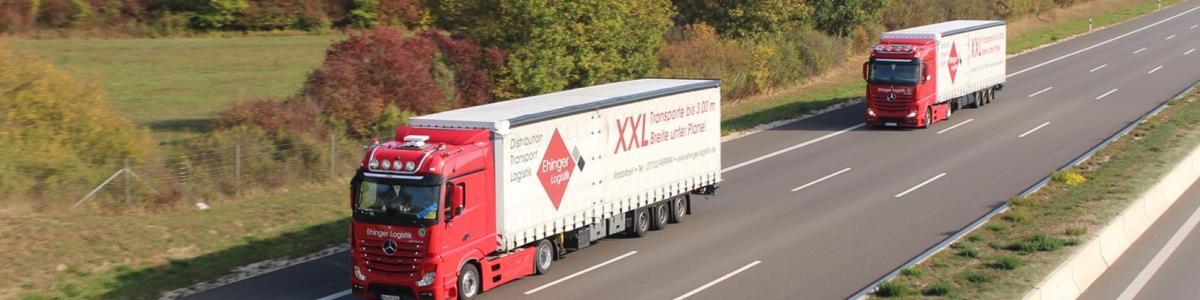 Ehinger Logistik KG cover